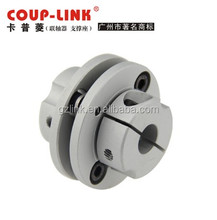 Easy mounting motor shaft coupling single spring plate flexible coupling