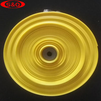 AGV floor tape magnetic tape agv extruded plastic strip soft PVC strip agv magnetic protection tape
