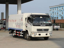 Dongfeng light truck , road guardrail cleanout vehicles , high pressure cleaner truck