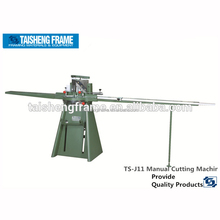 Manual picture frame cutting machine guillotine cutting machine manufacturers