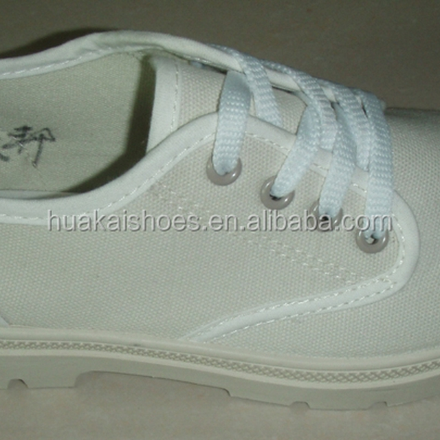 Cheap injection canvas shoes, comfortable canvas sneaker, Pvc flat injection shoes