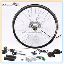 China 250w ebike motors/350w 20 inch electric bicycle motor kit/250w electric bicycle retrofit kit