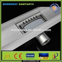 MONDEWAY DRAIN HOT SALES 900*7*7 toilet bath accessories /hotel shower bathroom/convert modified sine wave pure sine wave CHANNE