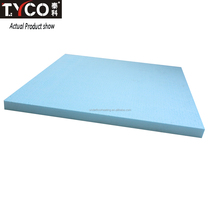 Floor Insulation Heat Resistance Extruded Polystyrene XPS foam board 10-100mm