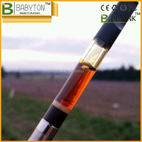 Most popular in USA market BBTank bud touch custom logo bbtank electronic cigarette