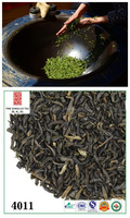 China Organic Green Tea - health product from old tree mountain tea