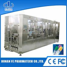 Disposable medical vacuum blood collection tube making machine