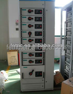 low voltage modular switchgear/switchboard