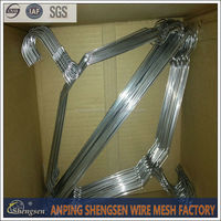 Cheap wire hangers for laundry/wire clothes hangers wholesale in China