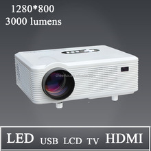 High Quality low cost Home Cenima holographic projector for family films and games