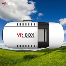 VR BOX 2.0 Virtual Reality 3D Glasses For Smartphone with Bluetooth Controller