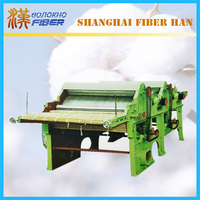 Yarn/cotton waste recycling machine, cotton waste recycling machine