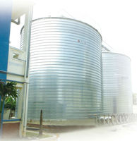 grain storage farm silo equipment for sale