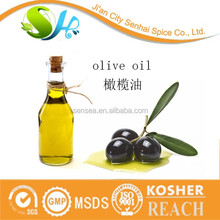 China manufacturer supply extra virgin olive oil for hair growth
