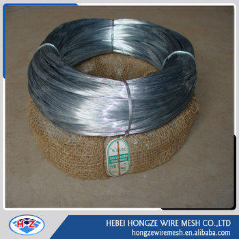 Egypt galvanized wire BWG22/ 25KG 0.7mm binding wire/Dubai galvanized wire 22gauge