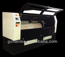 Hanma Laser Rotary automatic die cutting machine cylindrical die board machine