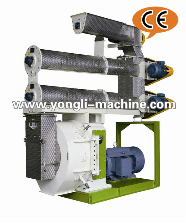 High efficiency fresh water sinking fish feed pellet machine