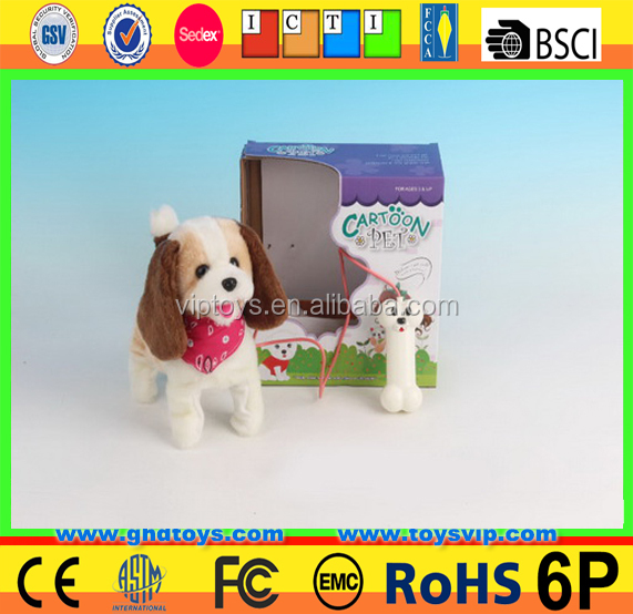 Sound Control Electronic Dogs Pets Baby Gift Toy