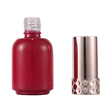 2016 New Style Uv Wine Red Syste Large Gel Nail Polish Bottle