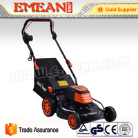 mechanical grass cutter function of electric mower car grass cutter