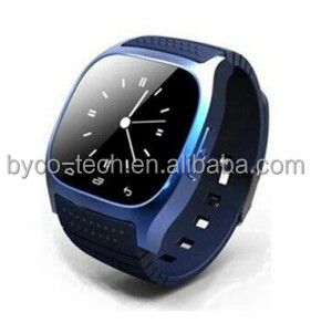 Wrist watch touch screen and bluetooth watch cell phone
