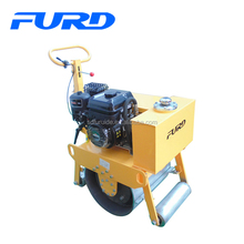 Factory Direct Supply Easy Start Vibration Single Drum Soil Compactors (FYL-450)