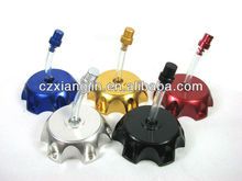 High quality aluminum alloy cnc motorcycle fuel tank cap
