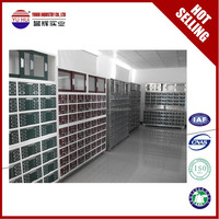 hospital metal medicine cabinet with multi drawers / medicine cabinet