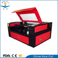 NC-E new design 60w mini laser cutting machine acrylic+glass+MDF