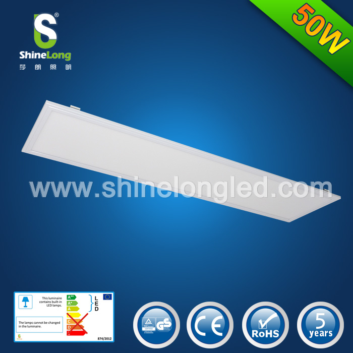 50w 600x1200mm flat CCT changing panel light LED ceiling lamp with TUV UL
