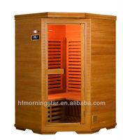 2 Person Far Infrared Sauna Cabinet