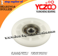 Single rollers door wheels / sliding gate parts