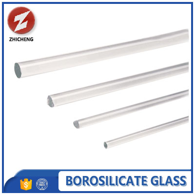 all sizes of borosilicate glass rod