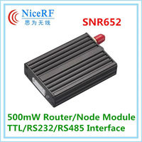 NiceRF SNR652 - 500mW 3km long distance network node module data transmission rf wireless module