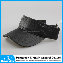 New Design Cheap Sun Visor Hat, Cotton Sun Visor Cap, High Quality Sun Visor Cap