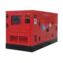 Standby Generator with SE Rated ATS Electric Diesel Genset 75kw