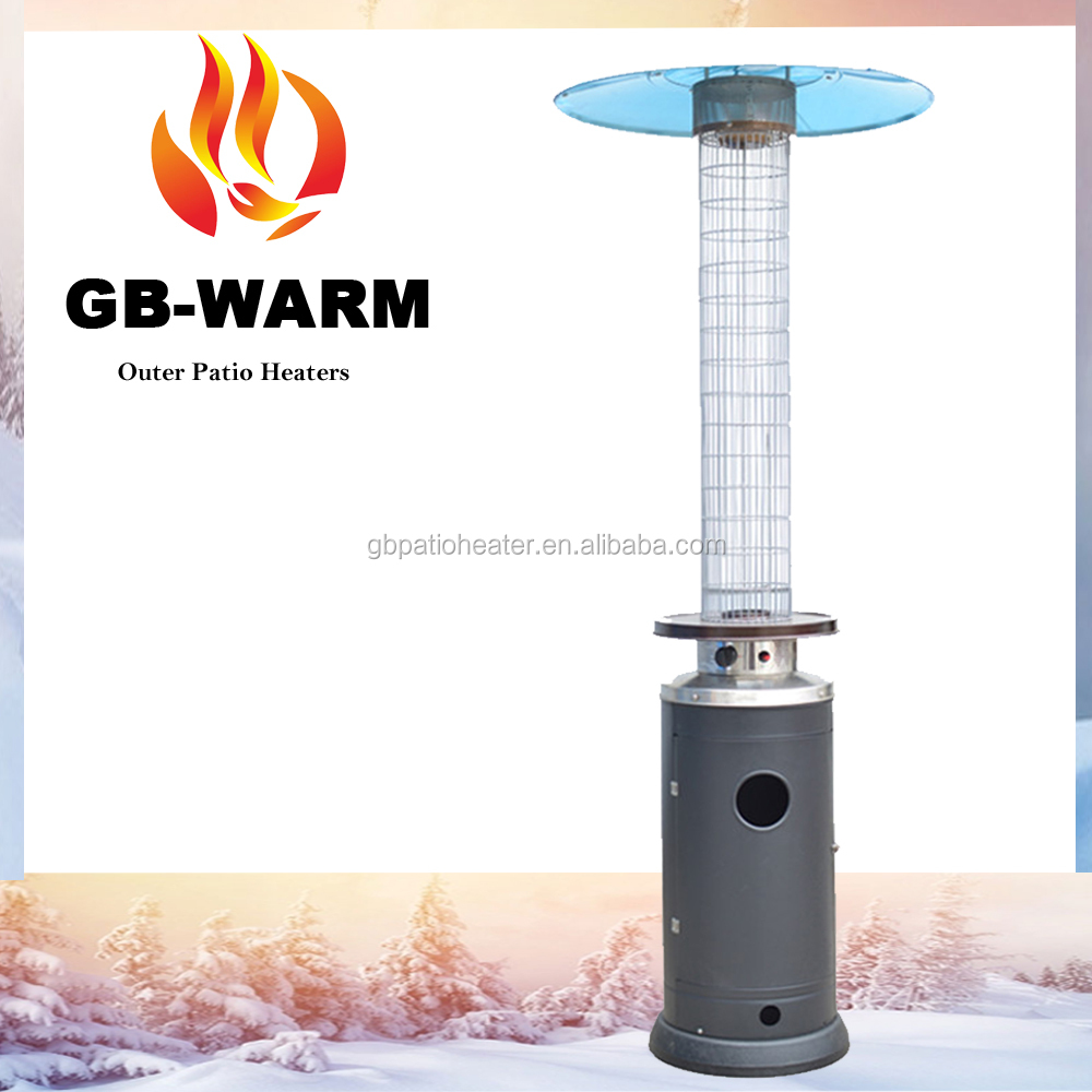 stainless steel with CE certification copper coated CE approved garden heater
