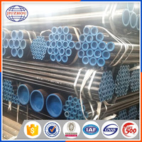 Grinded or Pickled Surface Treatment and Structure Pipe Application Europe Seamless Steel Pipe Tube