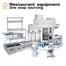 Commercial Industrial kitchen equipment /Used restaurant Kitchen Equipment For Sale/