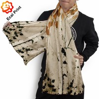 2016 soft digital printing heat transfer printed scarf and shawl