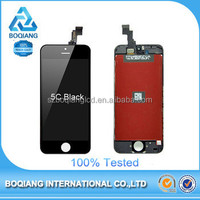 Crazy promotion touch screen digitizer for iphone 5 lcd with back cover housing replacement
