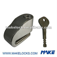 MK617-3 Motorcycle and Bicycle Alarm Lock