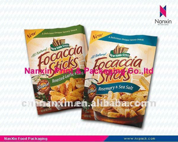 potato chips packaging food package