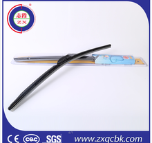 Good quality rubber universal size car soft wiper blade/professional Windshield and Soft Wiper Blade