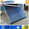 Christmas Promotion Hot water Copper heat pipe solar collector