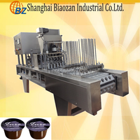 Instant Drink,Sugar, Coffee,Pouch &Stick & Small cup filling Packing Machine