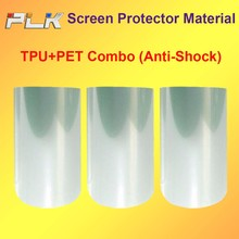 Trade Assurance PET Anti Scratch Ultra Clear Screen Protector, High Quality Screen Protector PET Film*