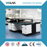 Volab c frame laboratory table medical clinic furniture