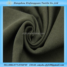 High quality 100 percent cotton canvas brushed fabric