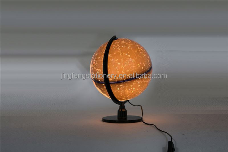 Newest sale Simple design floating magnetic globe with many colors